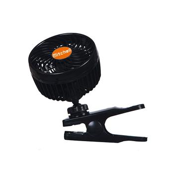 Engineering plastics fragrance table mini fan low noise for 12v dc table fan price