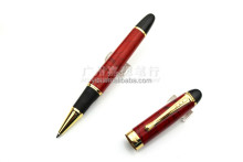 Jinhao450 Stationery promotional custom logo red metal pen simple promotional gifts luxury black metal ball pen