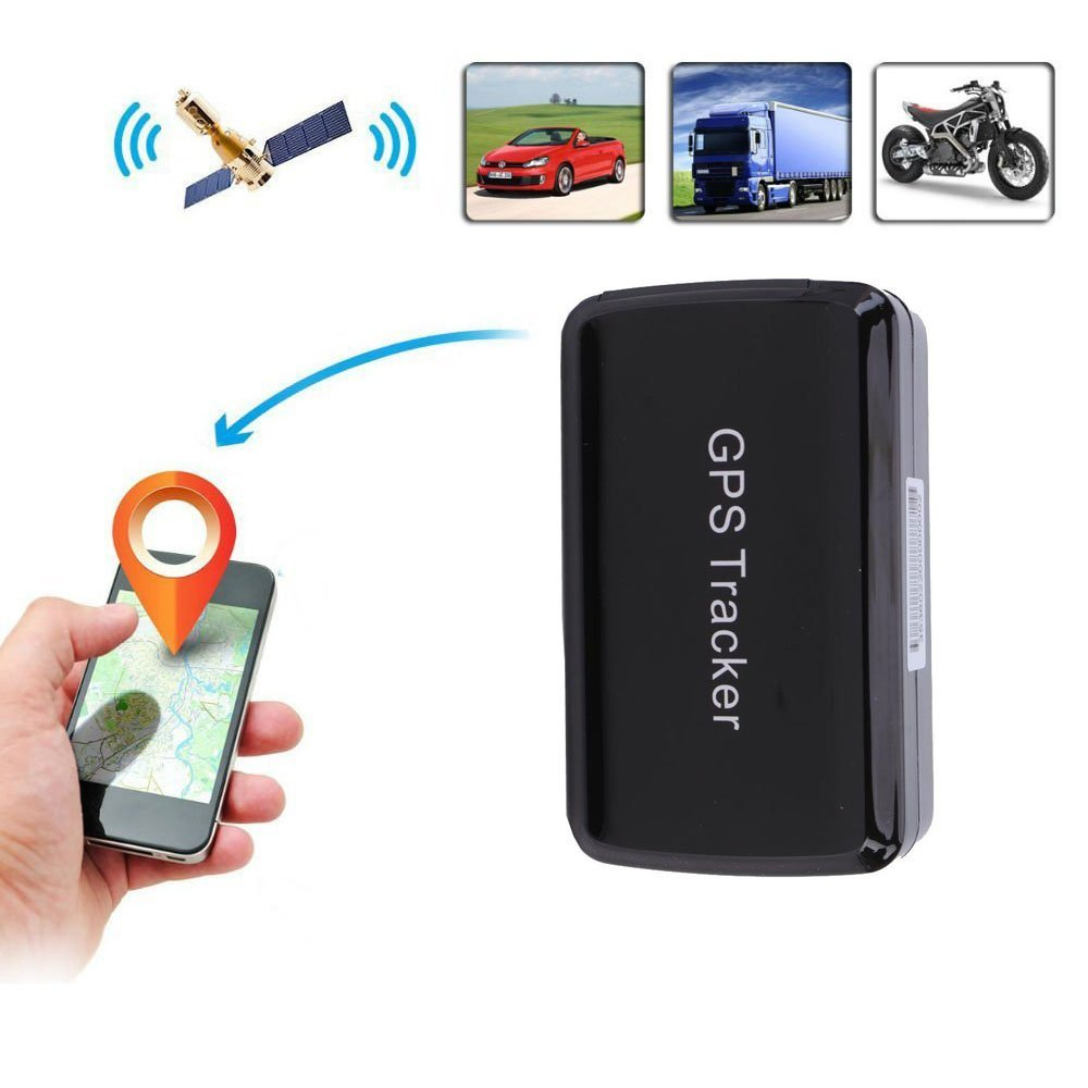 GPS Tracker with Strong Magnet for Car/Vehicle/Van Truck Fleet Management GPS Locator Realtime Accurate Location Device Waterproof 30 Days Long Standby Remove Alarm Free Tracking Platform