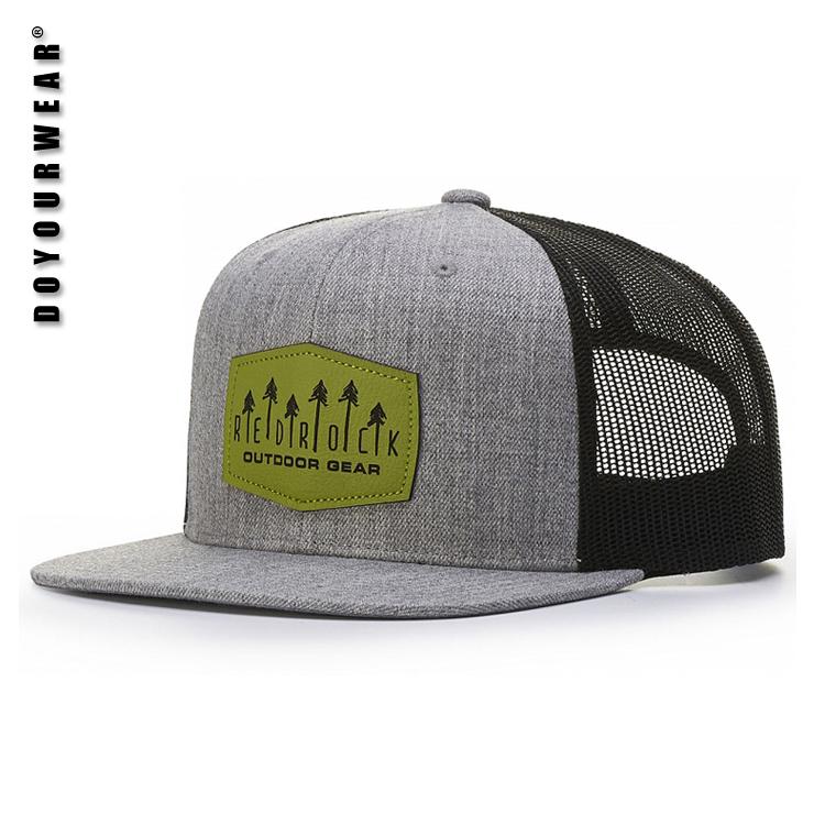 Desain anda sendiri snapback, grosir camo snapback topi topi