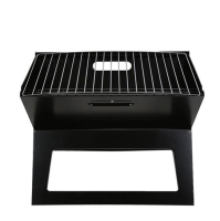 outdoor patio steel BBQ grill portable fire pits with poker for backyard camping picnic garden portable fire pit