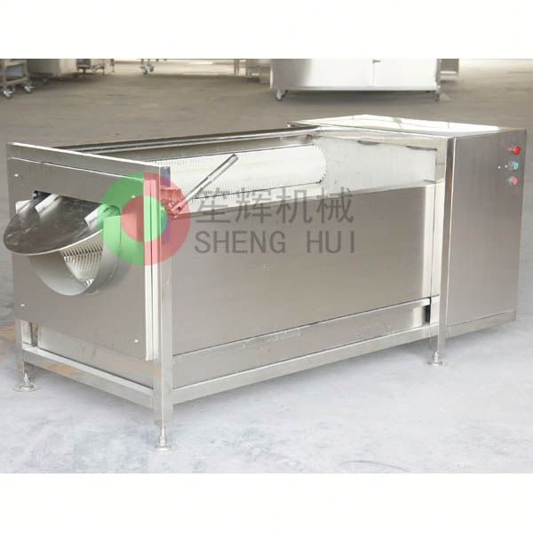 very popular full automatically jerusalem artichoke washing machine QX-612 for factory
