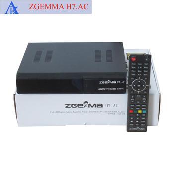 Software Oficial 4 K Uhd Tv Caja Zgemma H7 Ac Multistream Decodificador Con 2