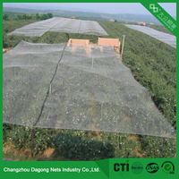 High quality machine grade apple tree hail guard net for agriculture with competitive price