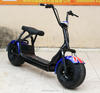 two big wheels harley electric city scooter 1000w/electric motorcyclel with CE /EEC with two seat