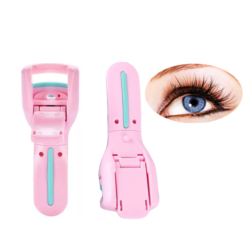2019 High Quality Silicone Makeup Tools Eyelash Curler Tools