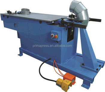 round duct elbow making machine spiral duct forming machine