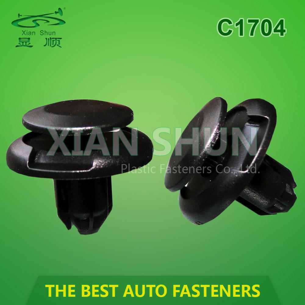 car plastic clip fasteners