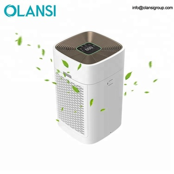 Cadr800 Large Air Cleaner Household Portable Hepa Filter Air Purifier Home With Wheel