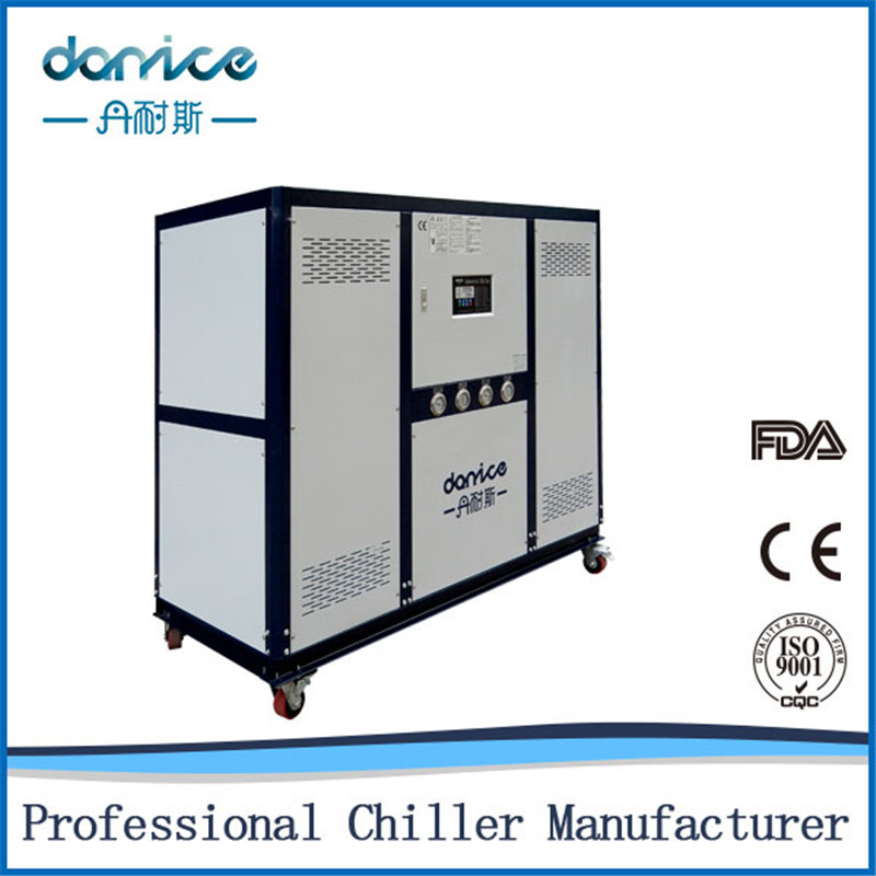 30hp Water Chiller,Air Cooled Water Chiller for Water Treatment Plant Industry