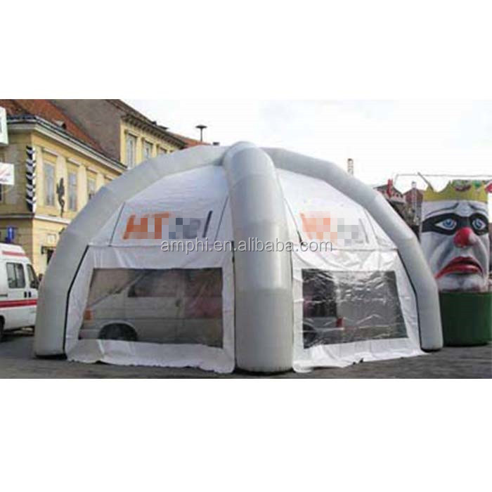 inflatable marquee dome