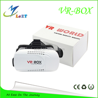 LeZT VR Box 2.0 with Joystick Remote Control Professional virtual reality 3d glasses with low price For smart phone/Tablet/Pad
