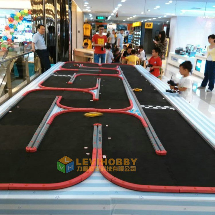 Hot Selling Rc Car With Track For Kids Games Rc Drift Car