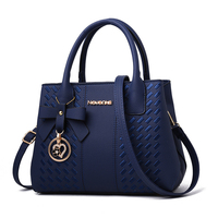 ladies Fashion Leather shoulder luxury bags women handbags 2018