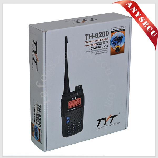 transceiver radio TH-6200 internet radio receiver for cars with long distance explosion-proof two way radio