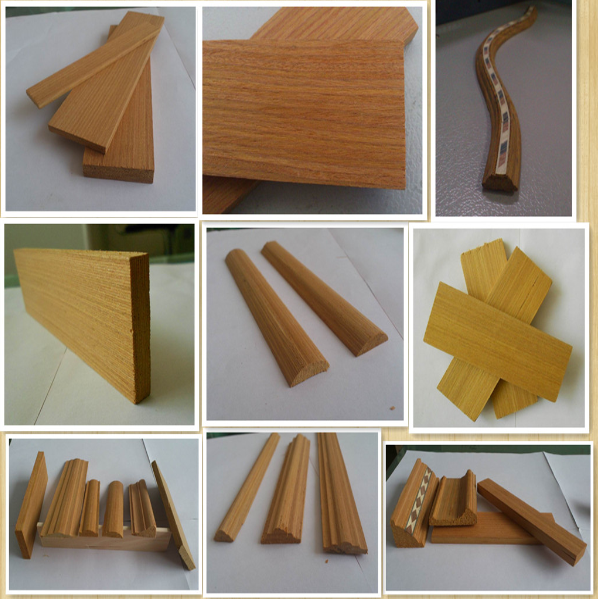 PU Decorative Wood Trim Moulding