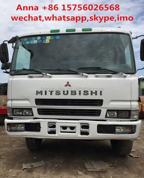 Japan Made Mitsubishi Fuso Tipper Truck