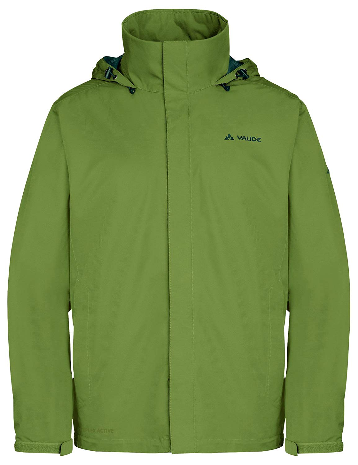 VAUDE Men's Escape Light Rain Jacket - Lightweight Waterproof Jacket - Rain Jacket for Walking, Hiking or Cycling