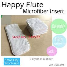 Happy Flute microfiber insert nappy insert diaper booster nappy booster