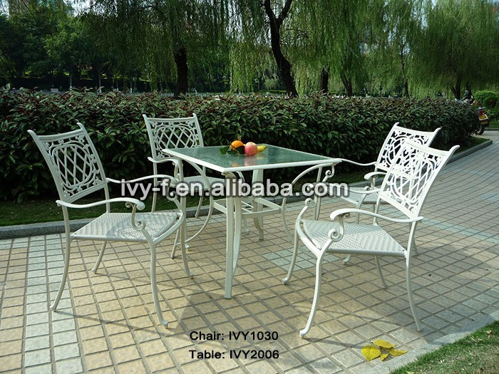Metal Outdoor Furniture white metal outdoor furniture - moncler-factory-outlets