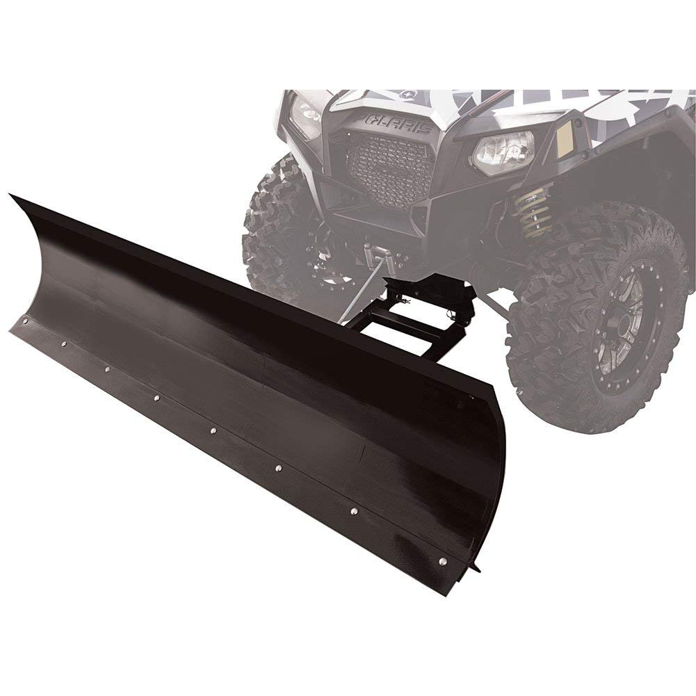 "Tusk SubZero Snow Plow Kit, Winch Equipped UTV, 72"" Blade - Fits: Polaris RANGER RZR 800 EPS 2011-2014"