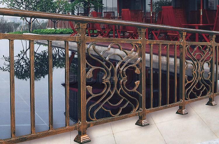 Nuevo Aluminio Barandilla Lowes Barandas De Hierro Forjado Para Balcón Terraza Porche Buy Barandillas De Hierro Forjado Barandilla De Aluminio Para