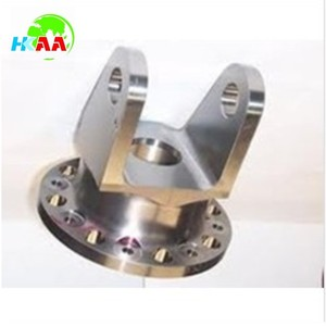Truck spare parts drive shaft flange yoke from Chinese supplier