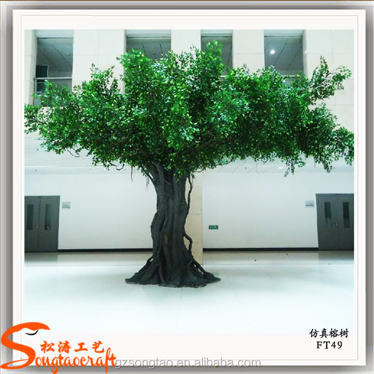 factory price banyan tree bonsai /Artificial Ficus Tree /live ficus tree