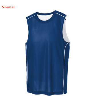 New Basketball Jersey Design Color Blue  Latest Promotion Basketball Jersey