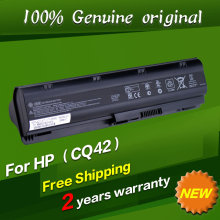 Free shipping Original laptop Battery For HP Presario CQ56-100SG CQ57 CQ57-101TU CQ62 CQ62-100 CQ62-101TX CQ630 CQ72