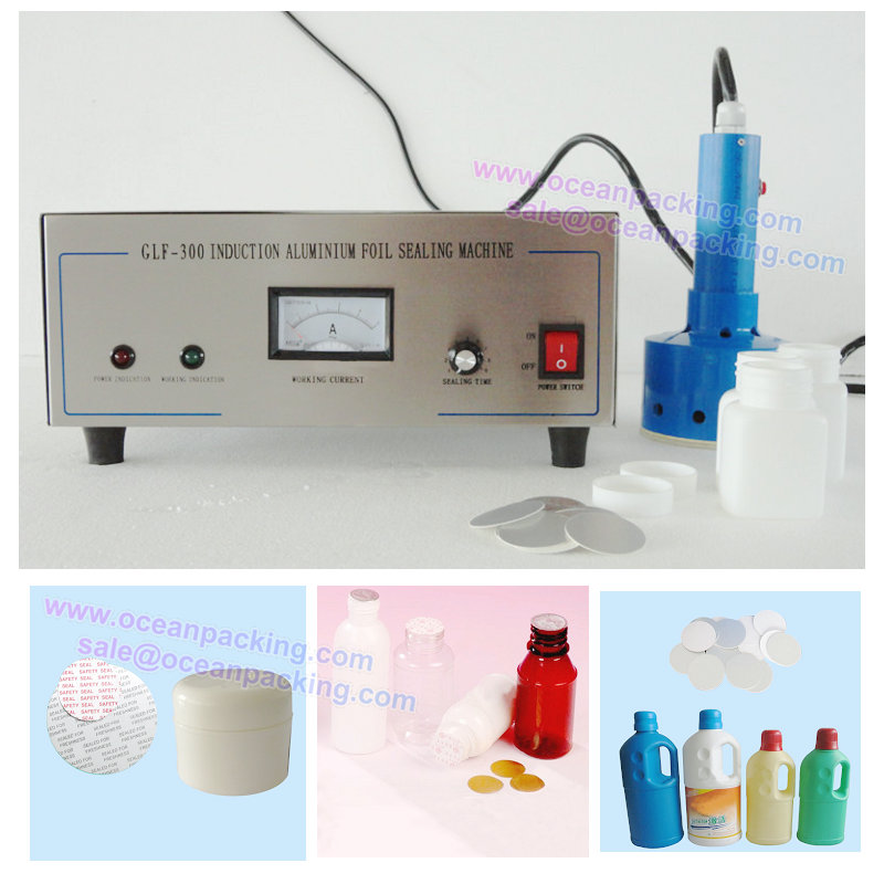 hand held cap sealing equipment