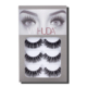 5 Pair Lashes Handmade False Eyelashes Set Professional Mink Eyelash Pack