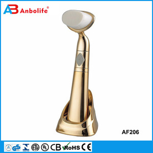 Anbolife hot selling new design facial massage brush set beauty tools