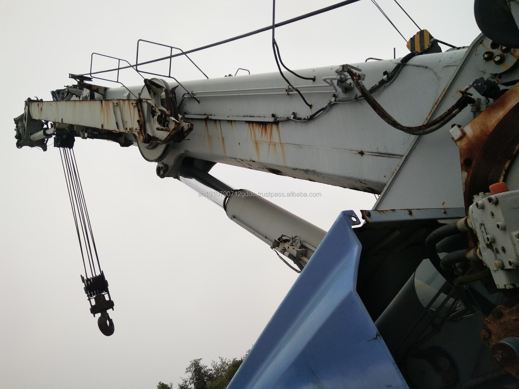 Original Japan Used GR-250N rough crane, Tadano 25Ton used crane
