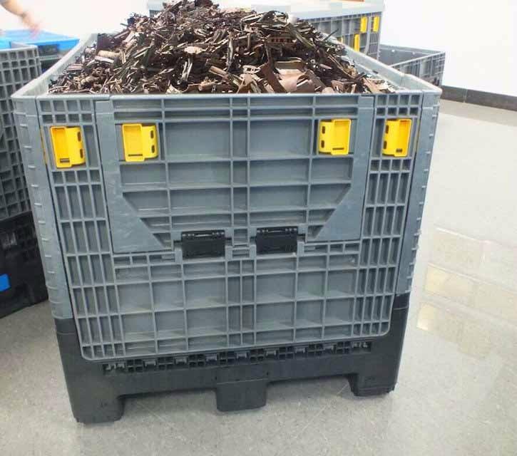 Wholesale Pallet For Sale: Wholesale Storage Bins Plastic Pallet Box Ibc Containers
