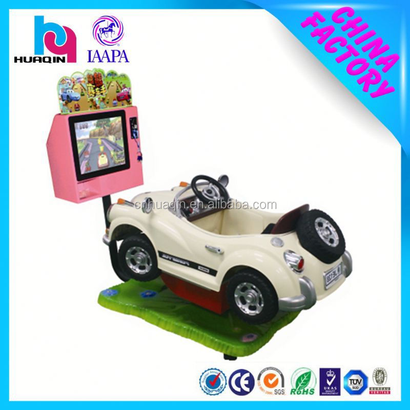 Hot sale video children amusement equipment kiddie rides