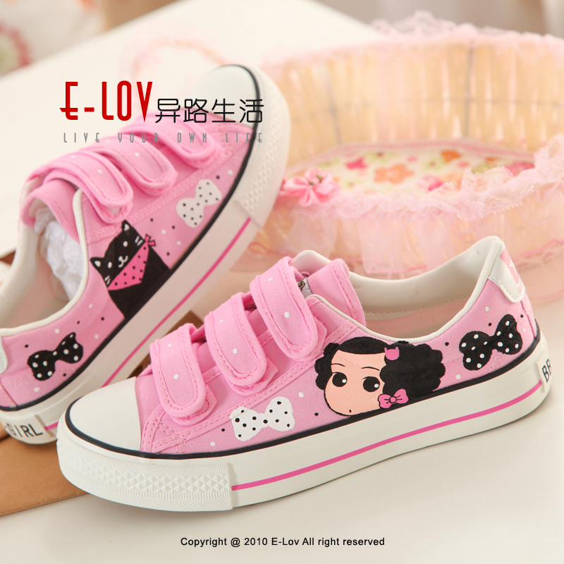 NO.M081F Hot Sales Cheap New Style China Lace Up Canvas Shoes Rubber Sole