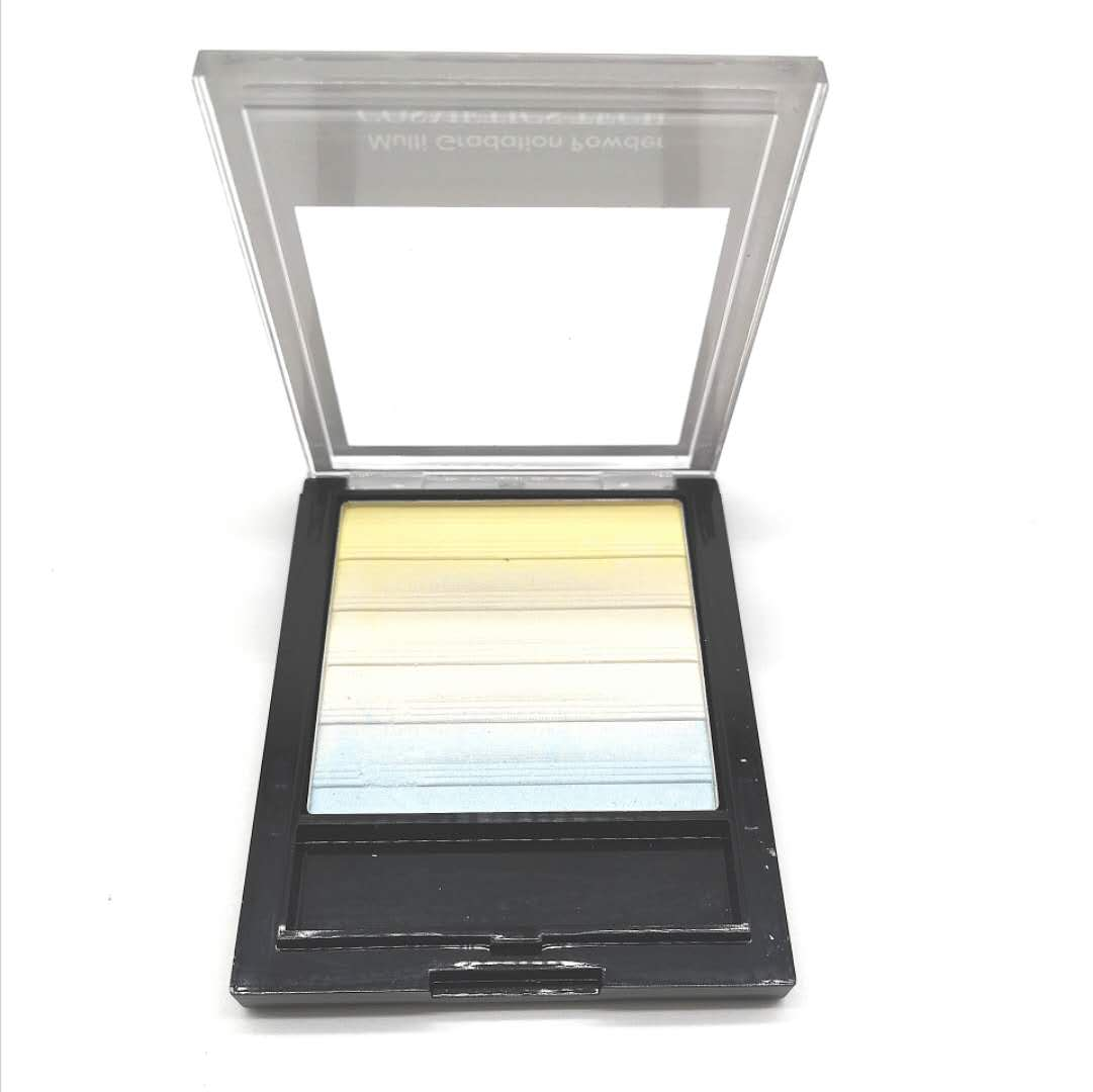 Oem Waterproof Makeup Cosmetic Powder Gradation Highly Pigmented Private Label Blush Palette
