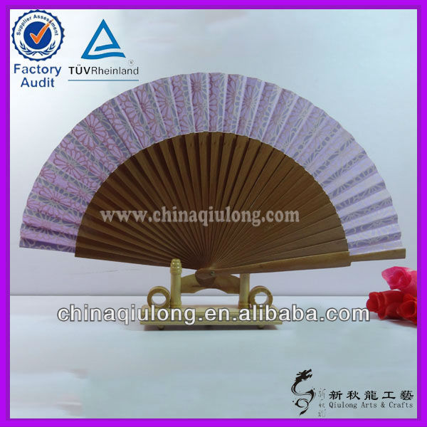 Wood Material Wood Fan/Spanish Hand Fans Wood