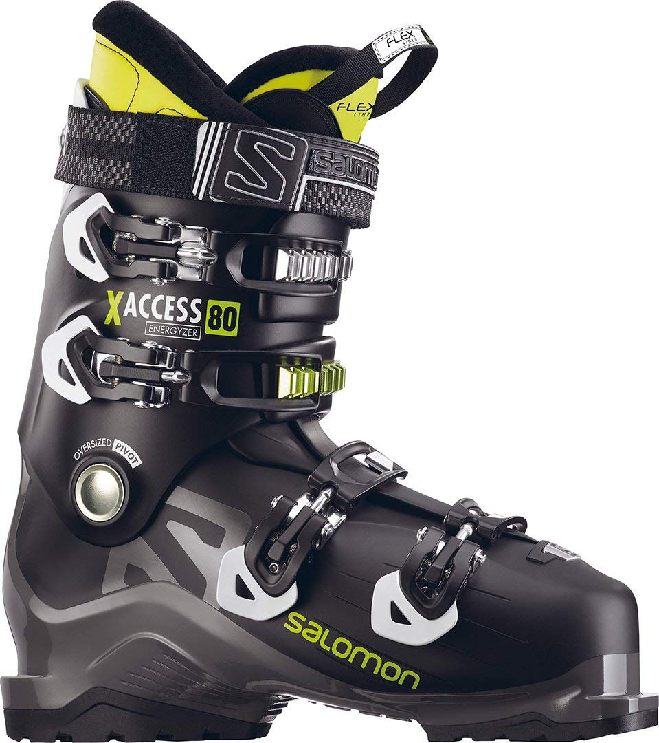 Get Quotations · Salomon X Access 80 Alpine Downhill ski Boots - 26.5 38a92b5cf