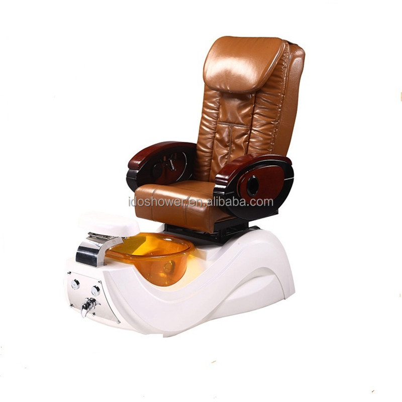2017 no plumbing pedicure chair luxury pedicure spa massage chair for nail salon