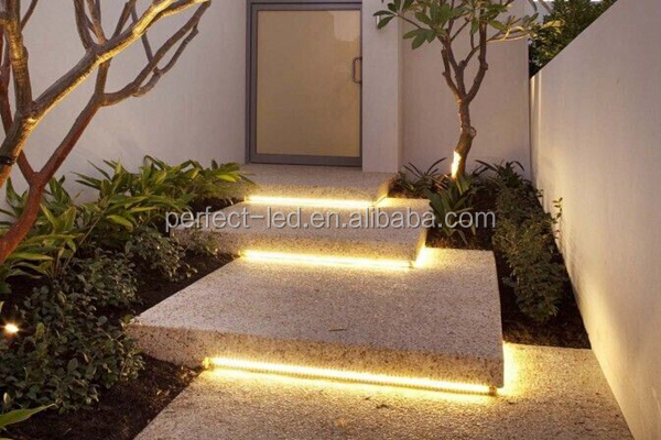 Outdoor Use Waterproof 5050 Led Strip Lights 5M/roll Flexible Silicone Tube  IP65 Led Strip
