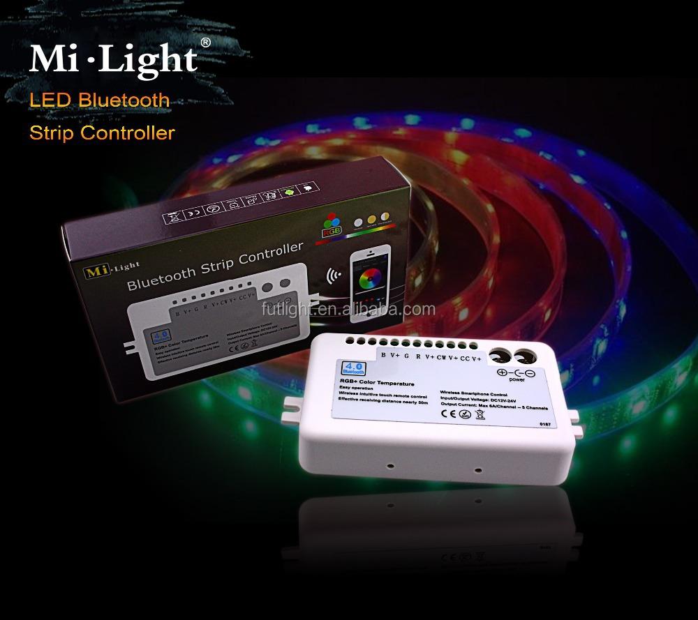 Dc12v24v wireles rgb led controller mini bluetooth rgb controller dc12v24v wireles rgb led controller mini bluetooth rgb controller led dimmer 5050 3528 led aloadofball Gallery