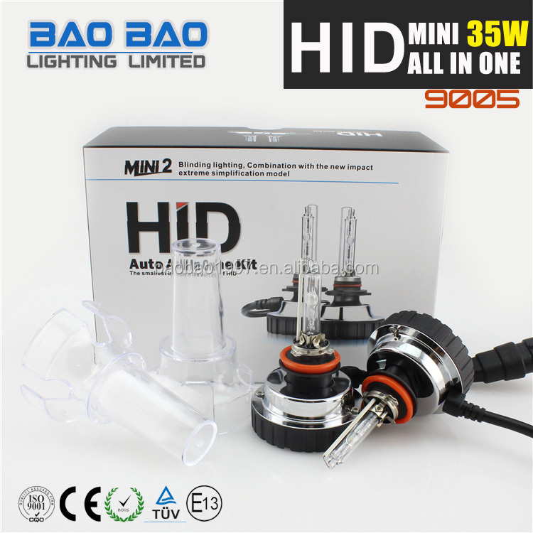 Brightest high power& newest HID XENON KIT, hid lighting co ltd, xenon super bright hid kit ALL IN ONE H4 AC 35w