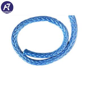 The highest fiber 12 strands winch ropes
