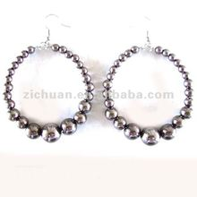 2012 fashion basketball wives earring beads