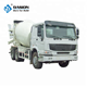 Cheap price small mobile nissan 5 cubic meters concrete mixer truck