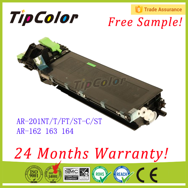 Compatible Toner Cartridge SHARP AR-201NT/T/FT/ST-C/ST For SHARP AR-162 163 164 Toner Cartridge