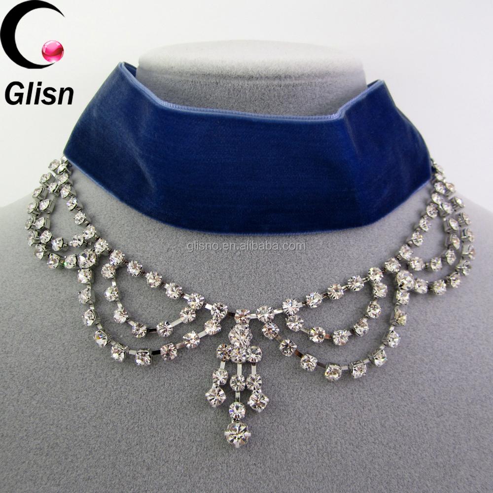 79c395f3b944 Encuentre el mejor fabricante de collares de gamuza y cadena y collares de  gamuza y cadena para el mercado de hablantes de spanish en alibaba.com