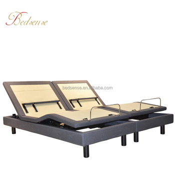 Electric Adjustable Bed Frame King Rising Bed Buy Full Size
